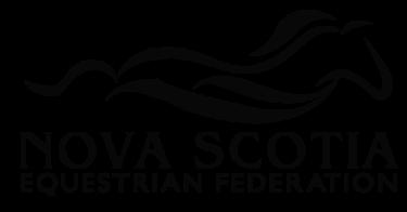 Nova Scotia Equestrian Federation logo