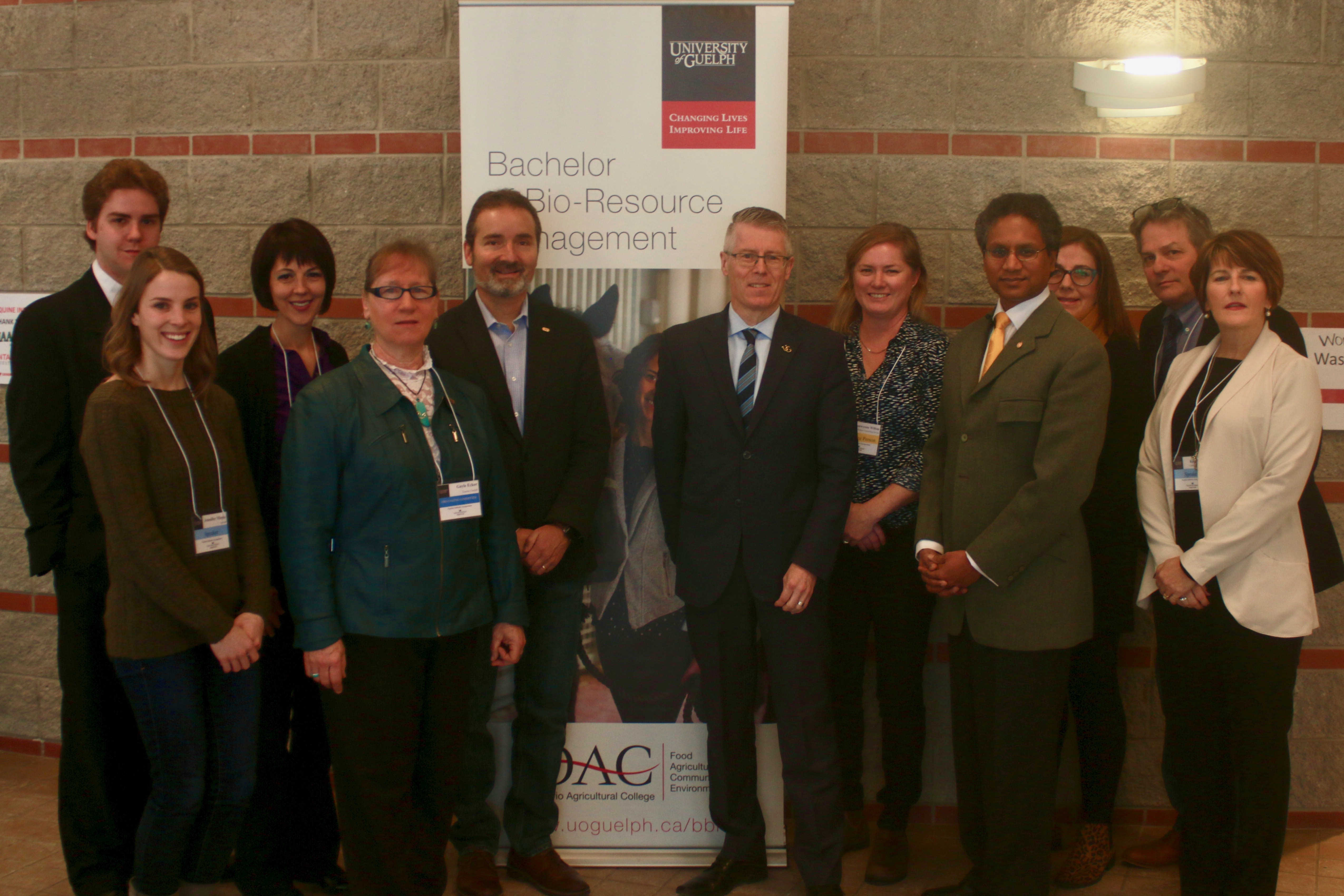 Equine Industry Symposium group photo