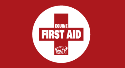 Equine First Aid – TBA 2021