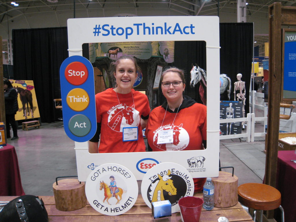 Stop Think Act photo frame